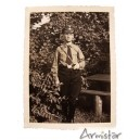 Photo Allemande Soldat SS