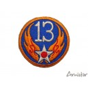 Patch 13ème  US Air Force  WW2