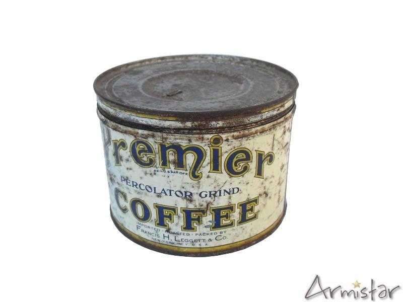 Boite à Café : boite de caf premier coffee us armistar militaria ~ Teatrodelosmanantiales.com Idées de Décoration