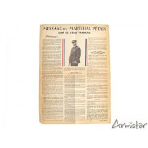 http://www.armistar.com/581-2070-thickbox/affiche-message-du-marechal-petain-chef-de-l-etat-francais-1940.jpg