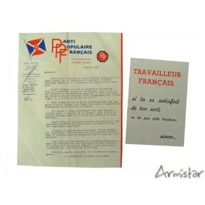 http://www.armistar.com/607-2189-thickbox/lettre-et-brochure-du-ppf-jacques-doriot-1941.jpg