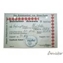 Ausweis Allemand  Paris 1941