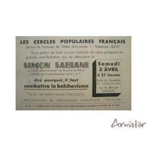 http://www.armistar.com/847-3289-thickbox/invitation-des-cercles-populaires-francais-reunion-simon-sabiani-lvf-1943-.jpg