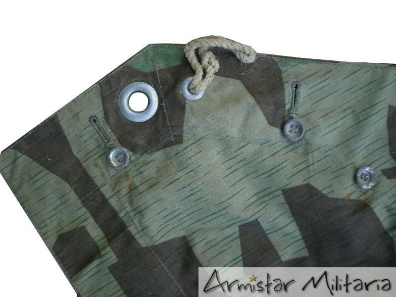 toile de tente allemande zeltbahn m31 ww2 armistar militaria