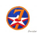 Patch 7th US Air Force  WW2